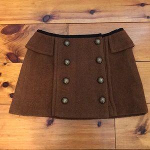 Nanette Lepore Brown Skirt